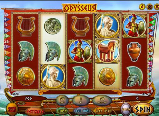 Odysseus играйте с истински пари